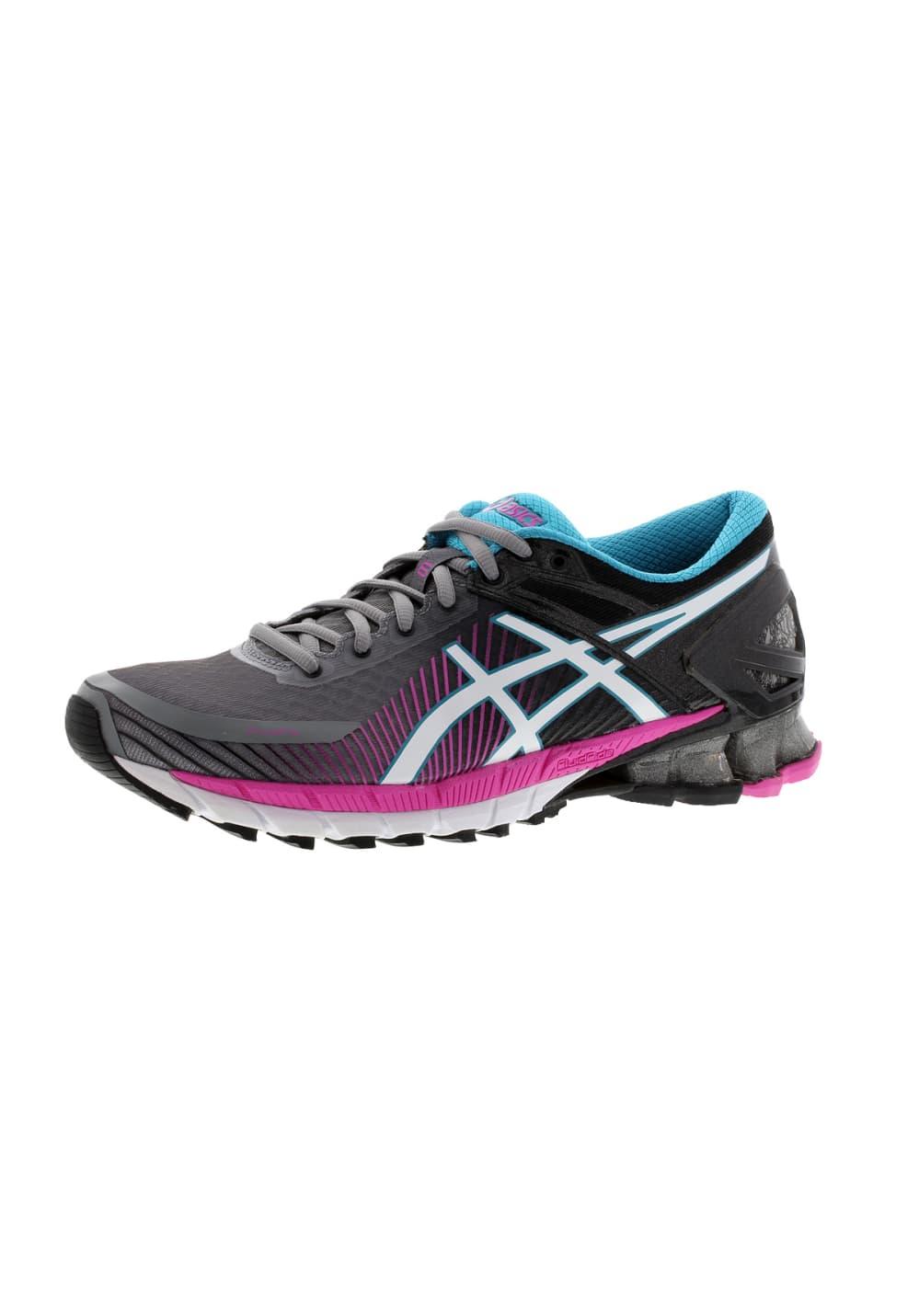 taille 40 d4371 6f4d7 ASICS GEL-Kinsei 6 - Chaussures running pour Femme - Noir