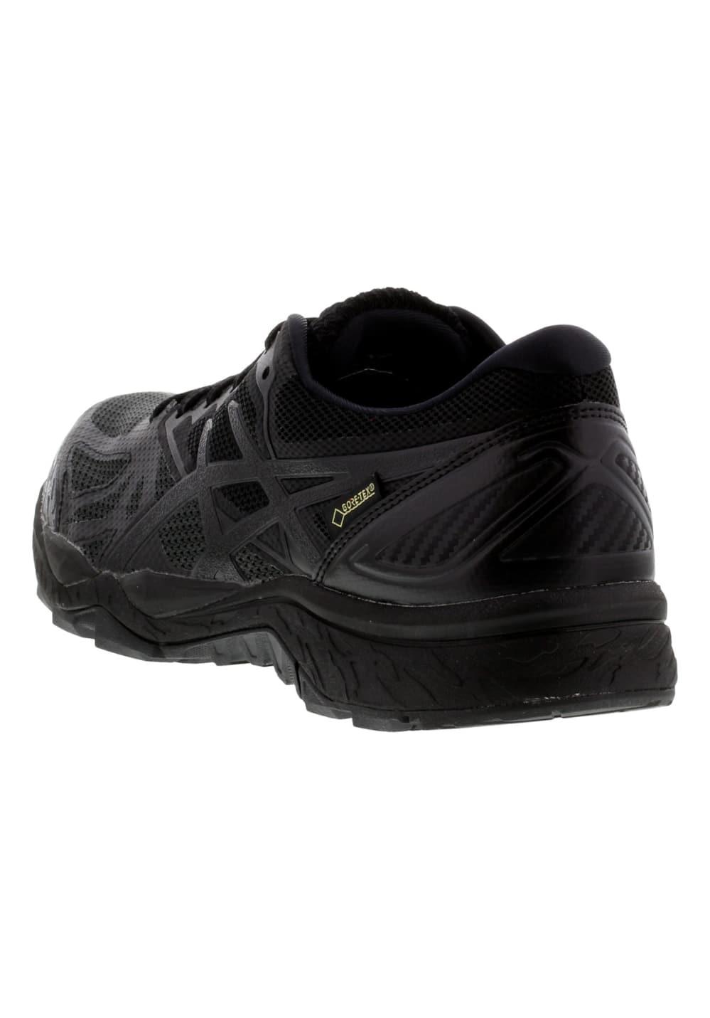 0d684413e ASICS GEL-Fujitrabuco 6 G-TX - Running shoes for Women - Black