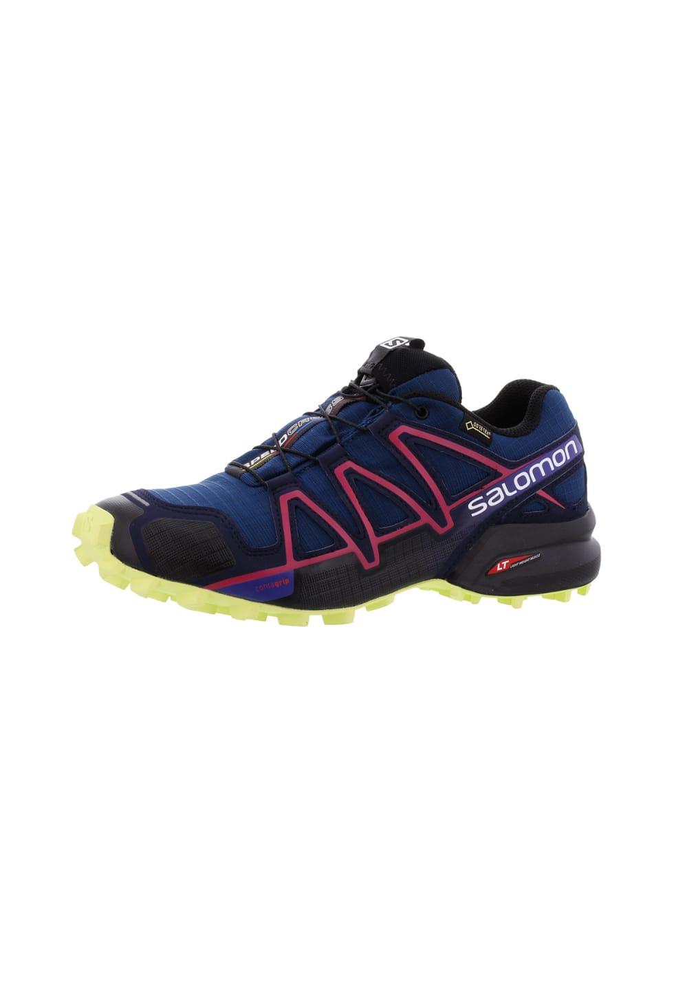 Salomon Speedcross 4 GTX - Laufschuhe für Damen - Blau