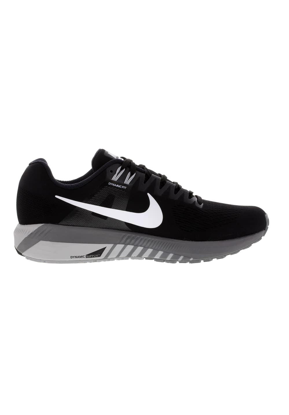 online store 319b6 0e57c Nike Air Zoom Structure 21 - Running shoes for Men - Black