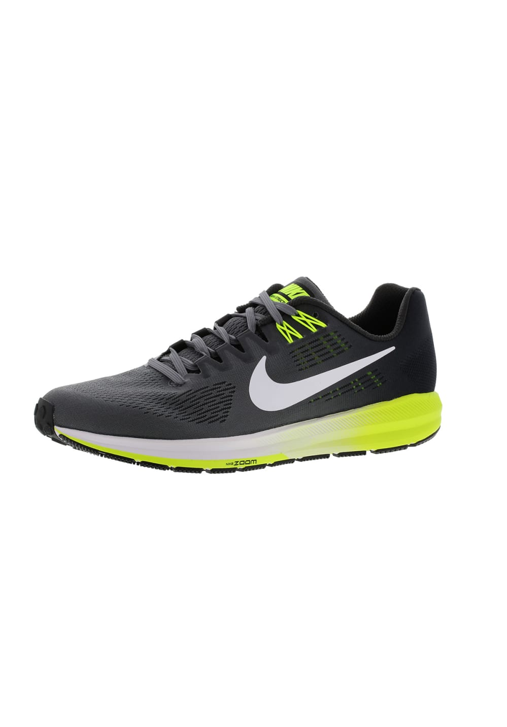 innovative design 485ea 075e1 Nike Air Zoom Structure 21 - Running shoes for Men - Grey