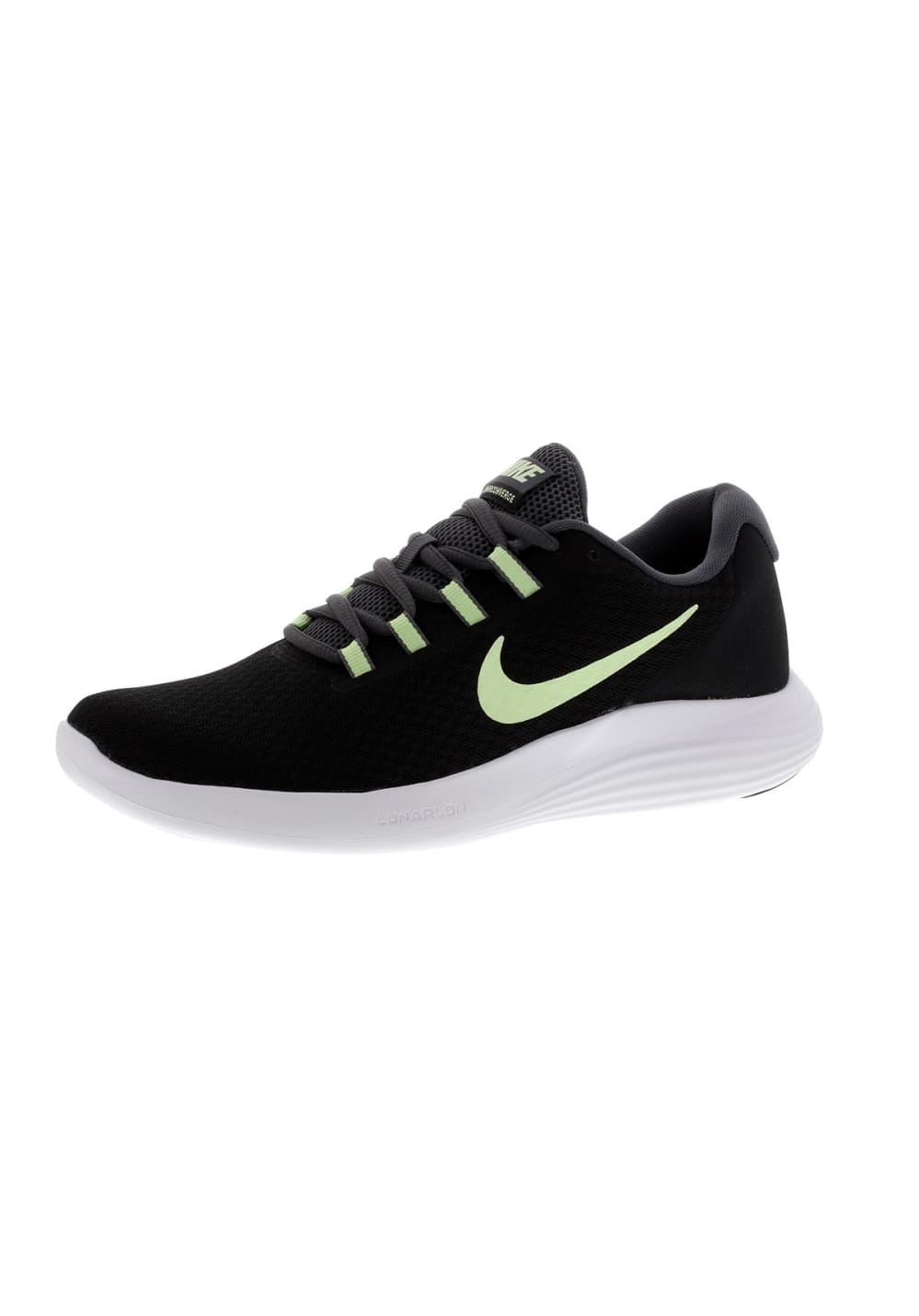 Nike LunarConverge Laufschuhe für Damen Schwarz