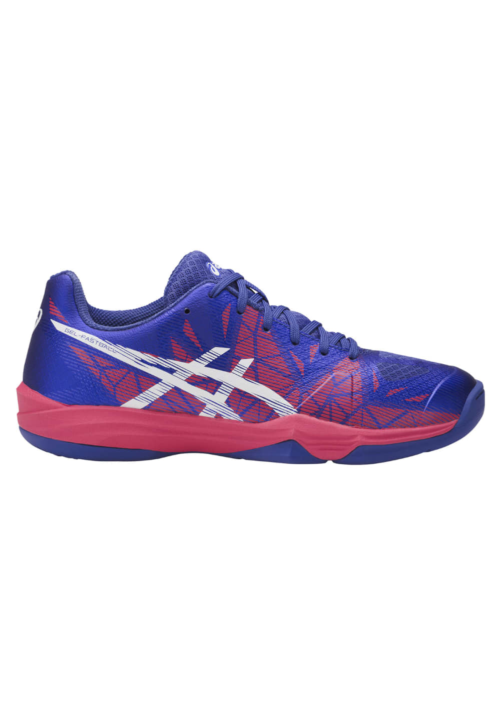 chaussures de séparation df8a7 e565e ASICS GEL-Fastball 3 - Handball shoes for Women - Blue