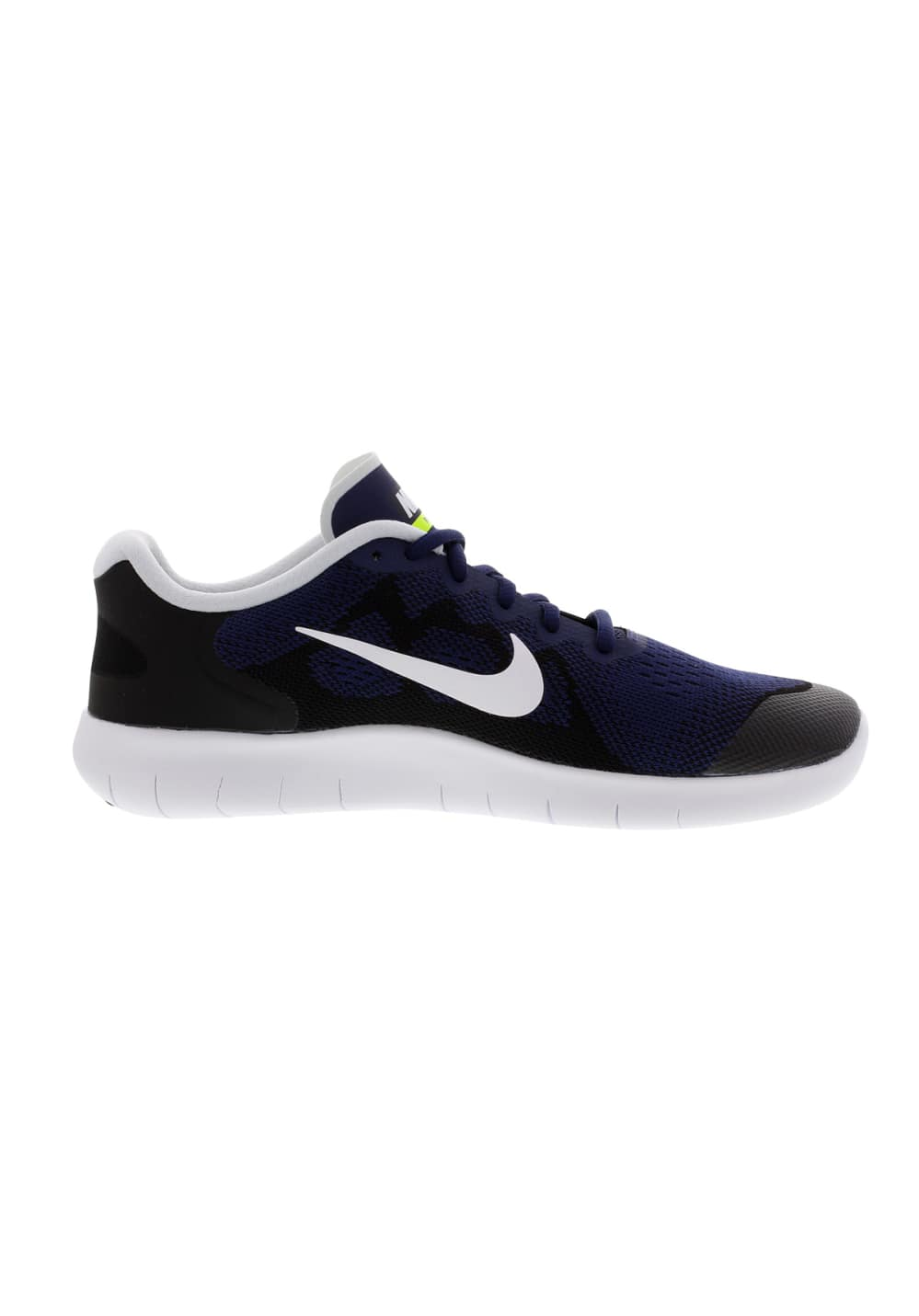 best service 87044 6c632 ... Nike Free RN 2017 GS - Running shoes - Blue. Back to Overview. 1; 2; 3;  4; 5. Previous. Next
