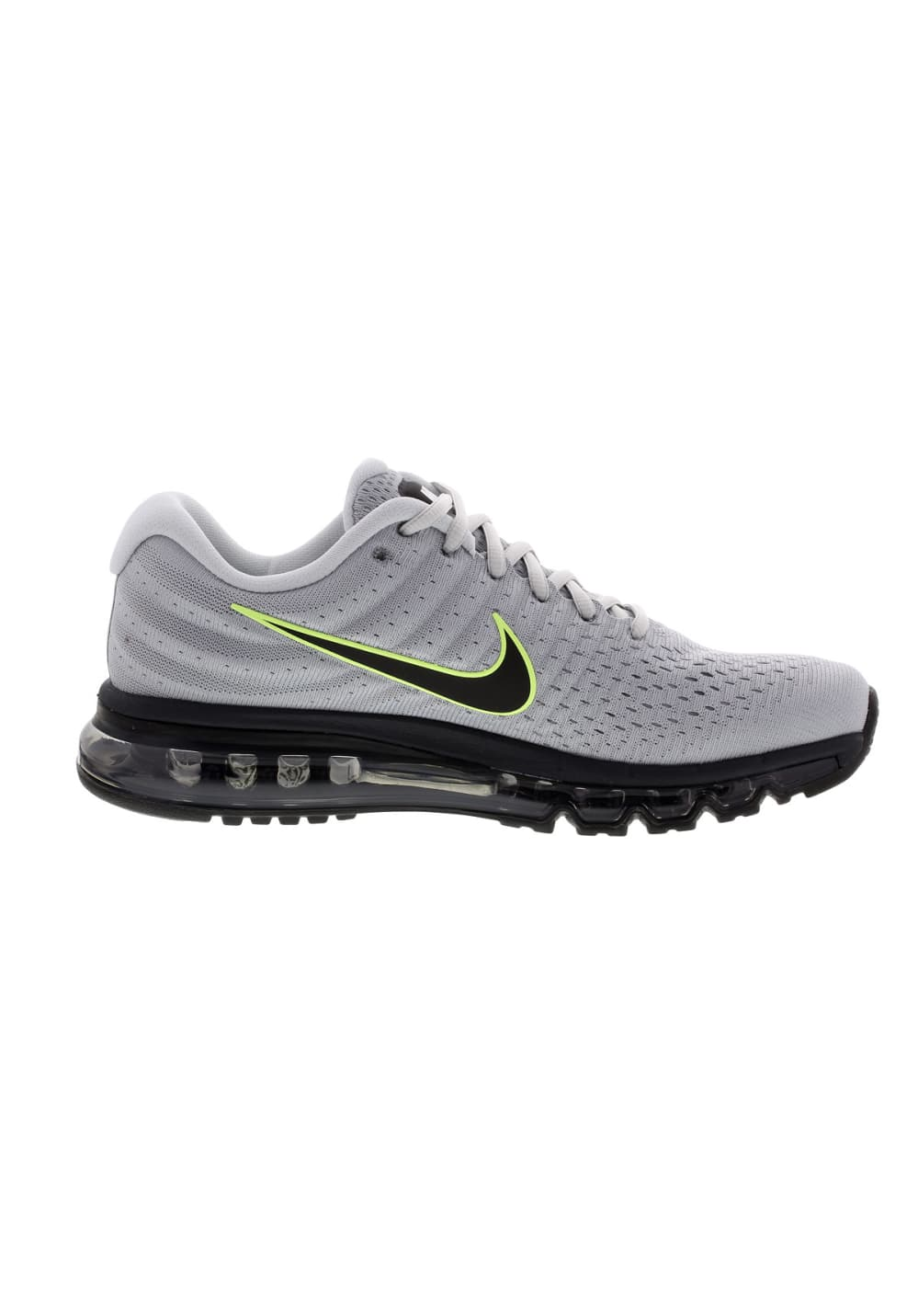reputable site 6923b ab3dc Nike Air Max 2017 - Running shoes for Men - Grey