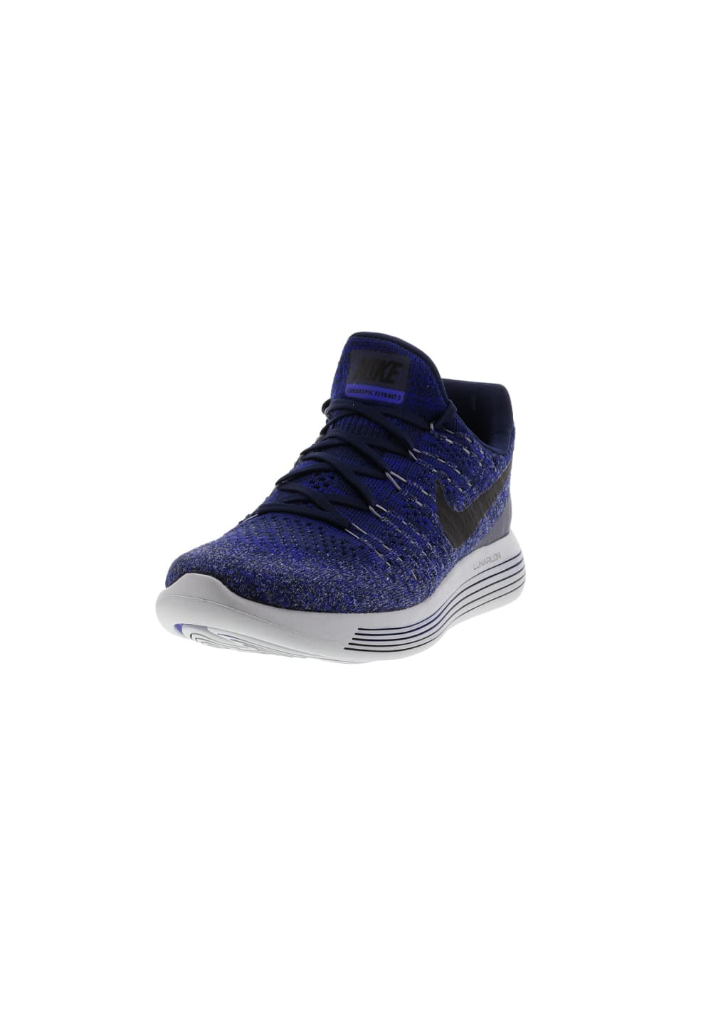 sports shoes b1deb b6a0c Nike LunarEpic Low Flyknit 2 - Running shoes for Men - Blue