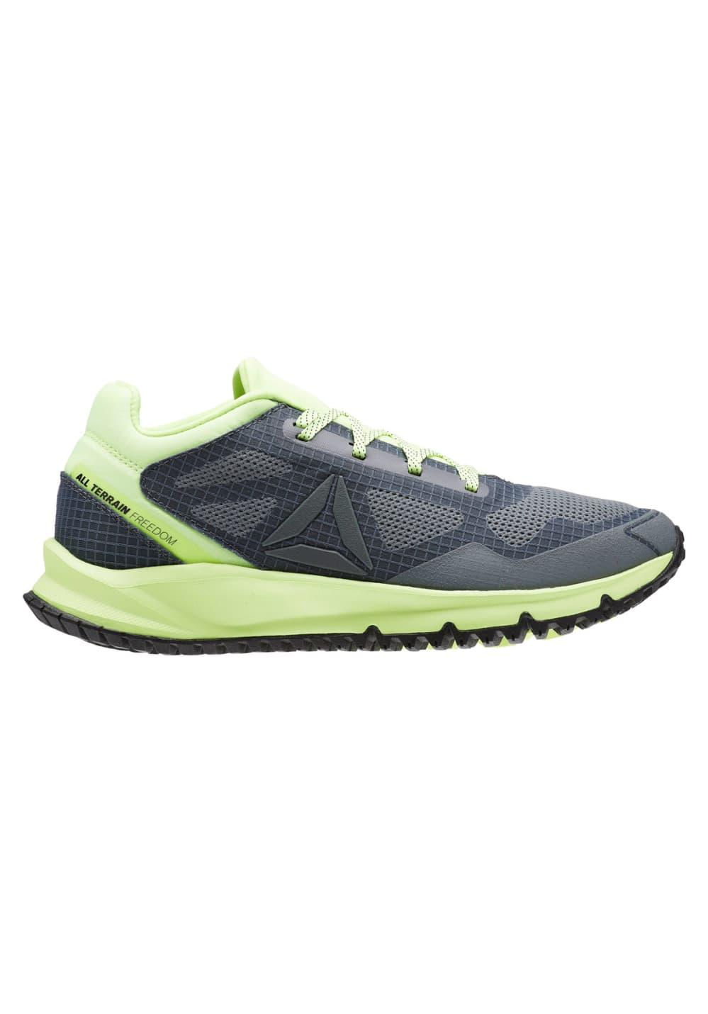 8ac49e7a Reebok All Terrain Freedom Ex - Running shoes for Men - Grey