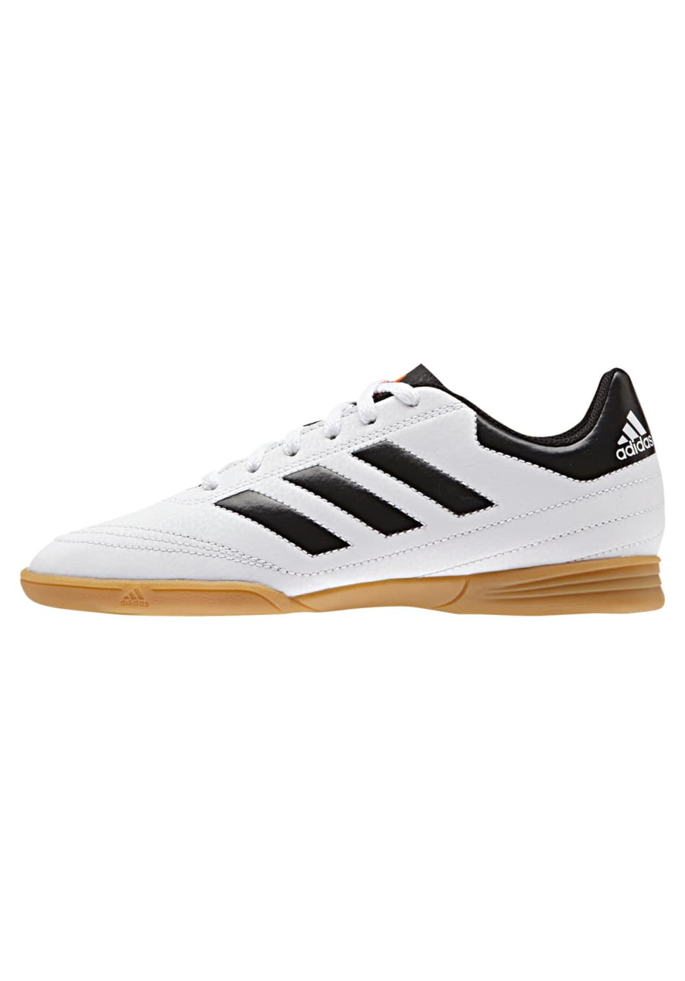 adidas Goletto 6 Indoor Football Shoes White