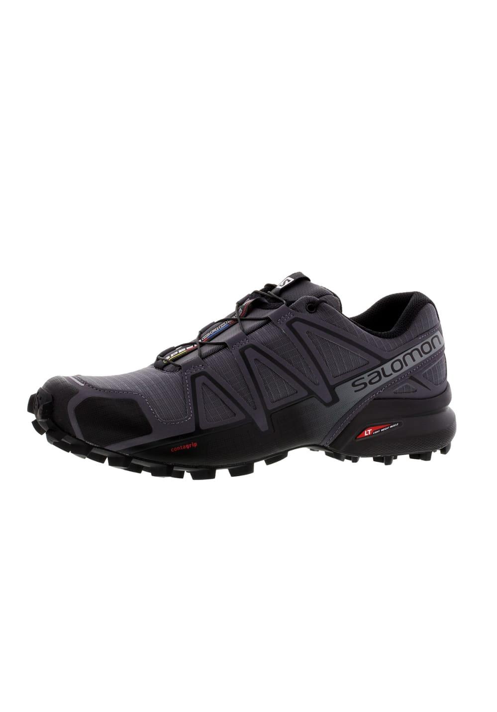 premium selection 600a5 bdf56 Salomon Speedcross 4 - Running shoes for Men - Grey   21RUN