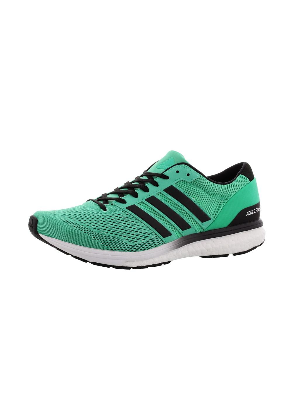 code promo b385e 84821 adidas Adizero Boston 6 - Running shoes for Men - Green