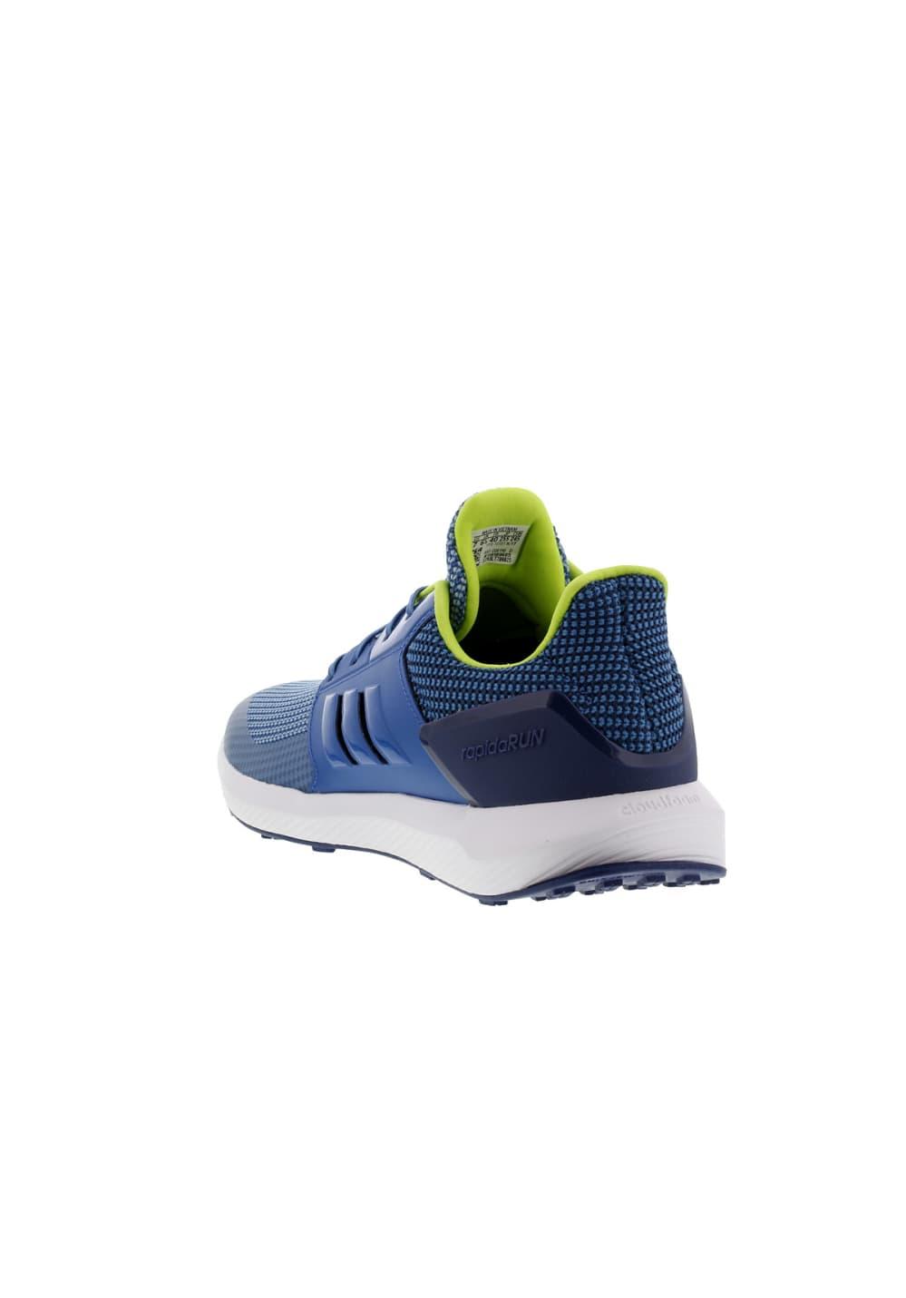 new product 4110c 1d1b0 adidas Rapidarun K - Running shoes - Blue  21RUN