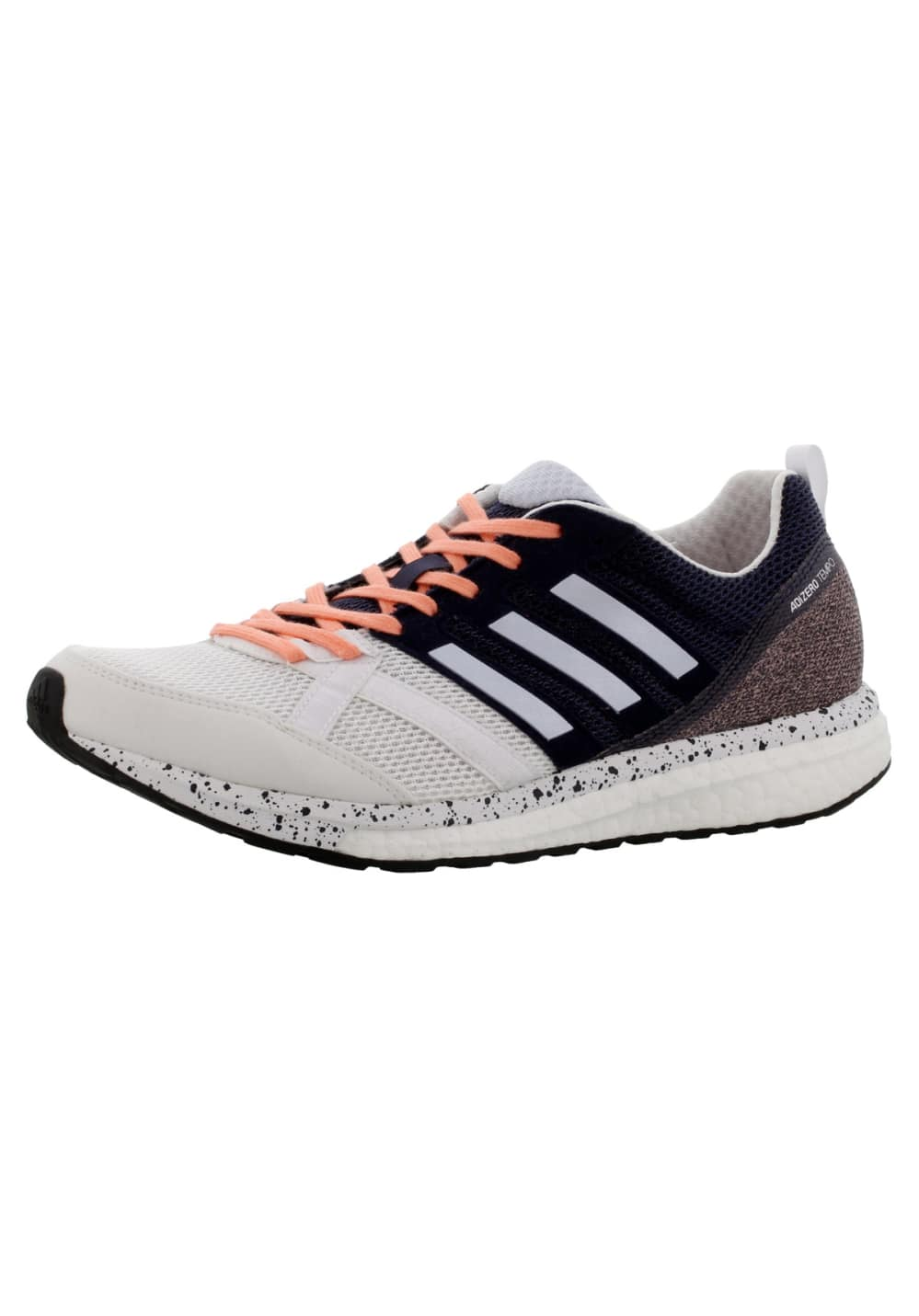 adidas adiZero Tempo 9 - Laufschuhe für Damen - Weiß   21RUN 540d23f96e