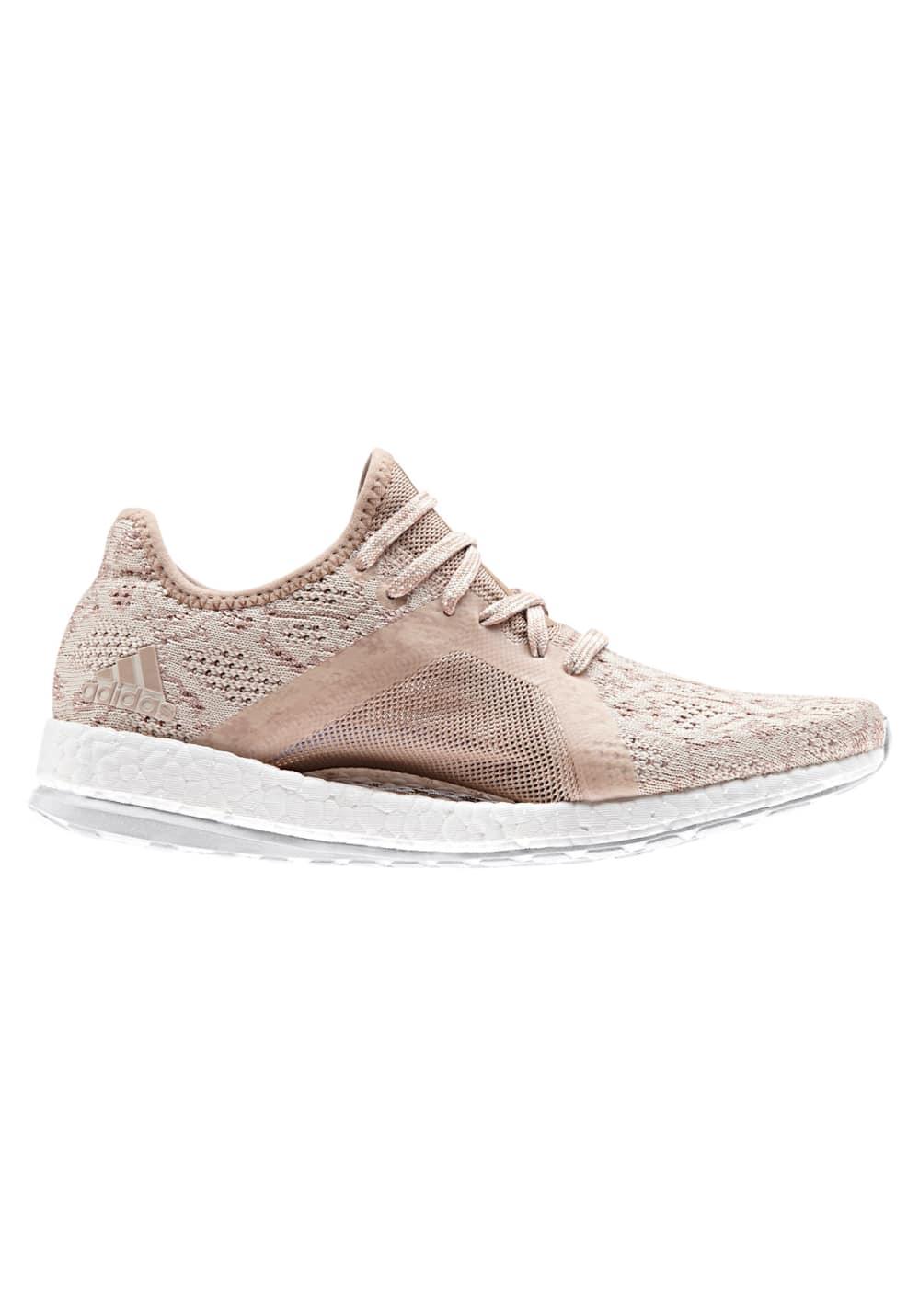 adidas Pure Boost X Element - Laufschuhe für Damen - Pink