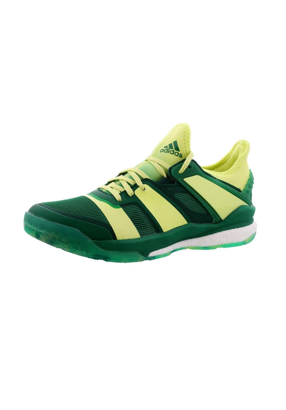 best website 33d43 84293 adidas Stabil X - Handball shoes for Men - Green