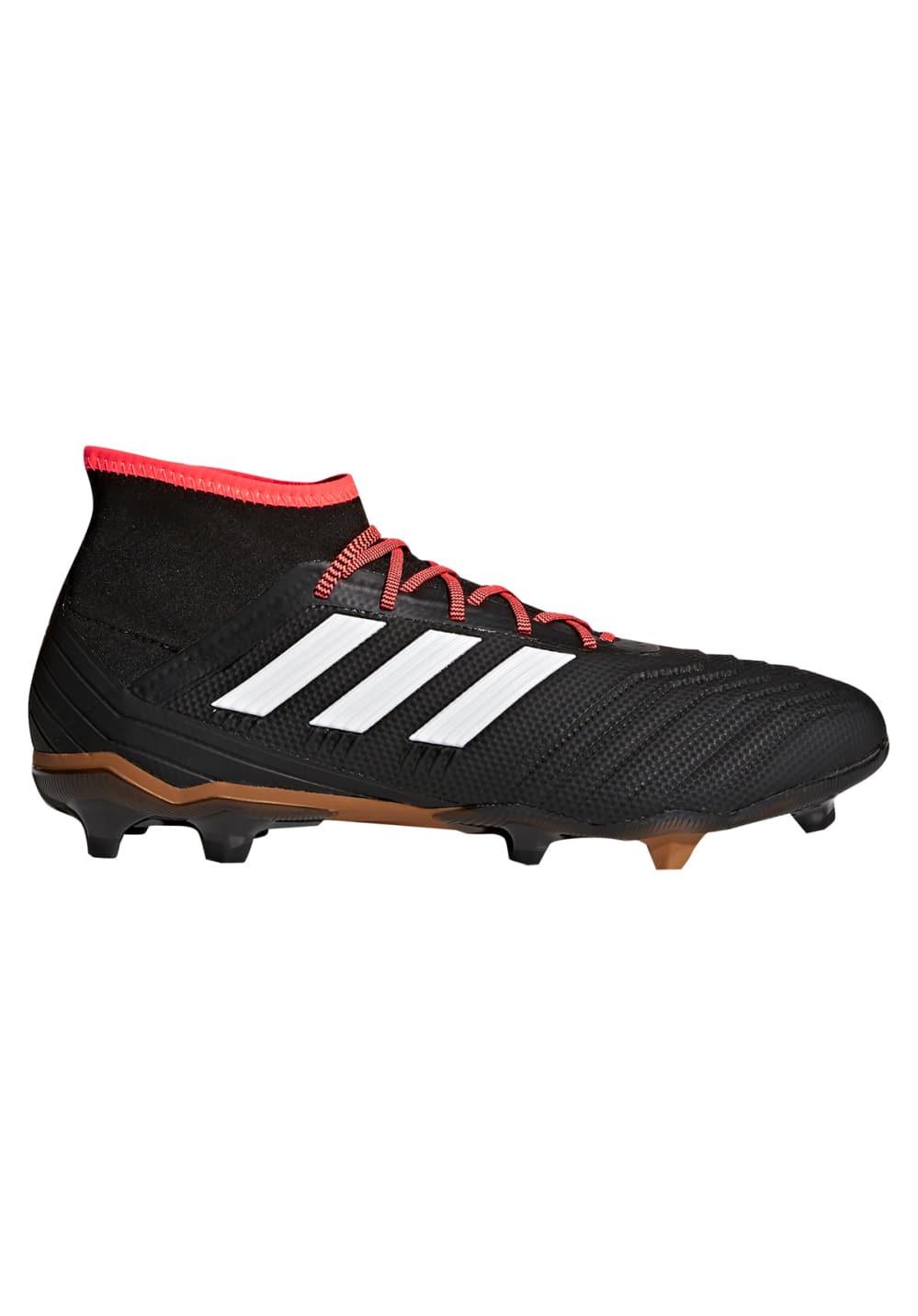 ... adidas Predator 18.2 Fg - Botas de futbol para Hombre - Negro. Volver.  -60% 3ac9e0ea3a6d0