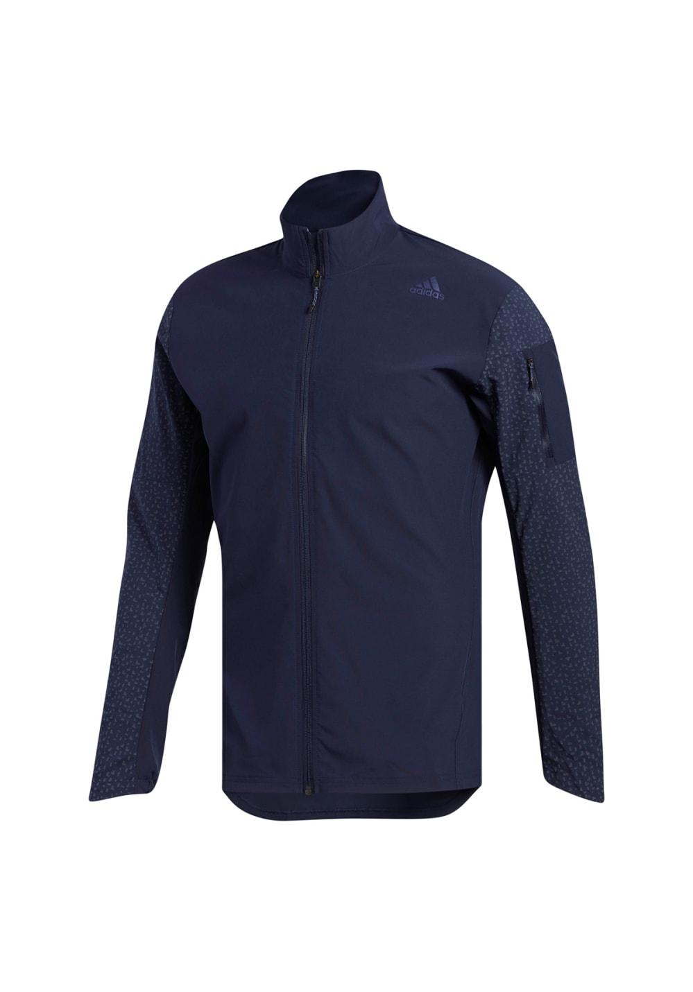 adidas Supernova Storm Jacket Men Running jackets for Men Blue