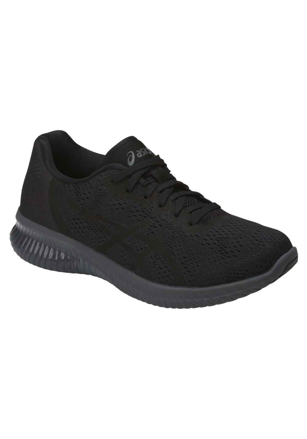 ASICS GEL Kenun MX GS Zapatillas de running Negro