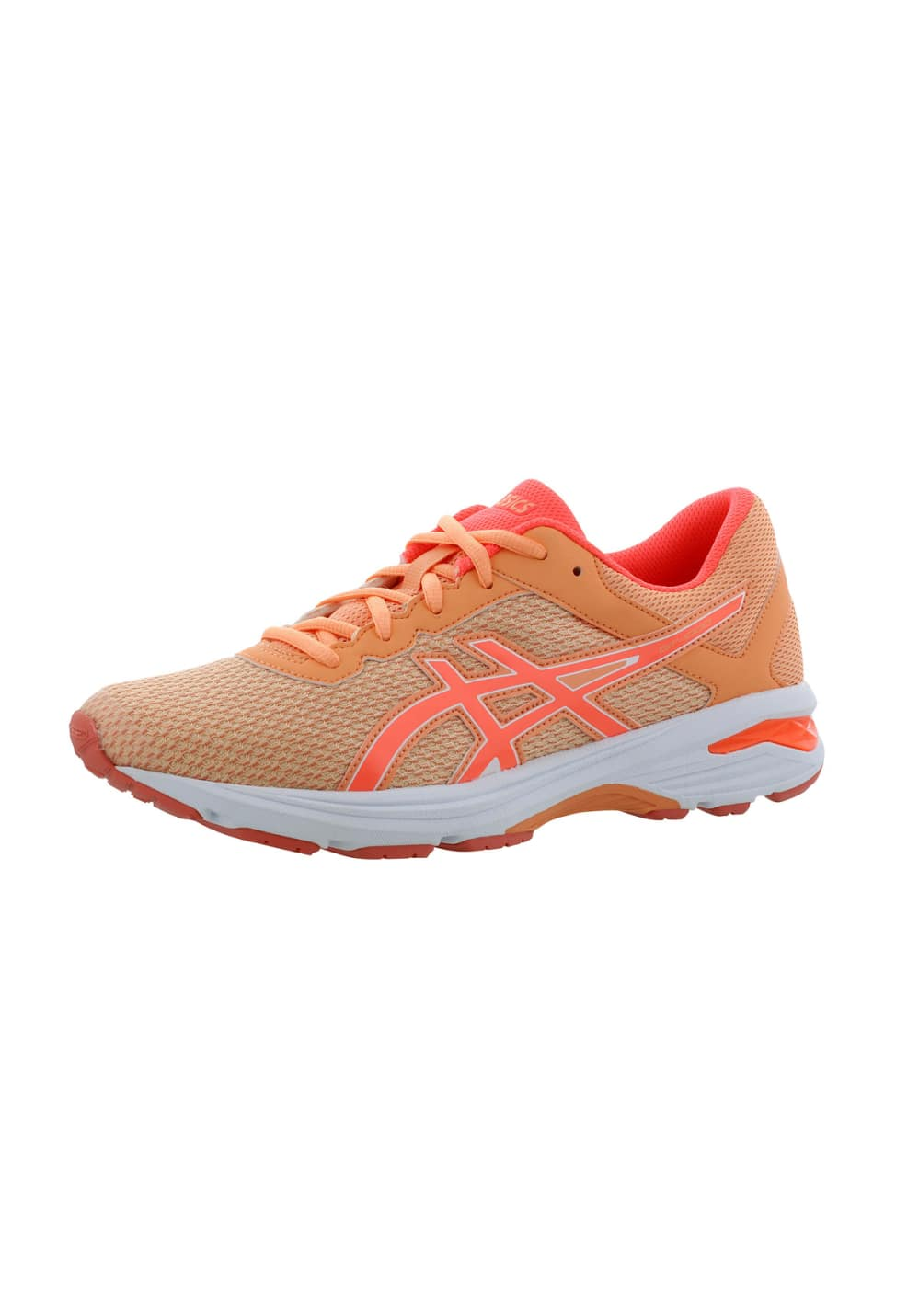 0d245f63f1da ASICS GT-1000 6 GS - Running shoes - Pink