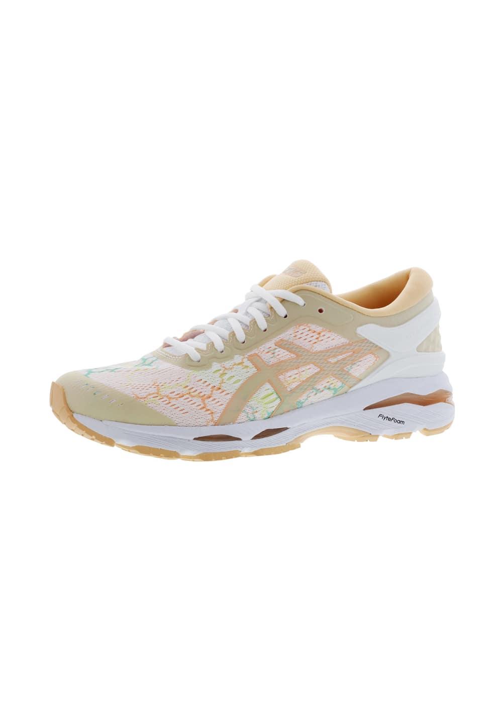 5b492b23 ASICS GEL-Kayano 24 Lite-Show - Running shoes for Women - White