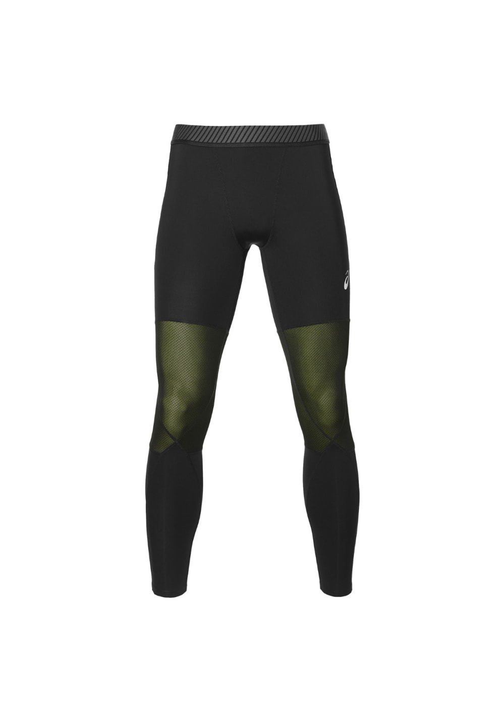 09baef87f6 ASICS Base Layer Long Tight - Running trousers for Men - Black
