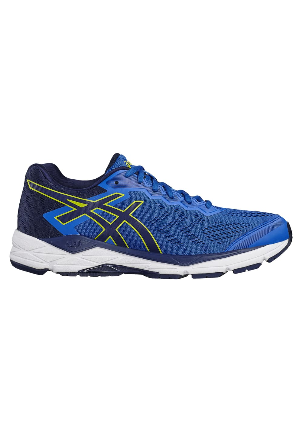 8e34b40b ASICS GEL-Fortitude 8 (2E) - Running shoes for Men - Blue