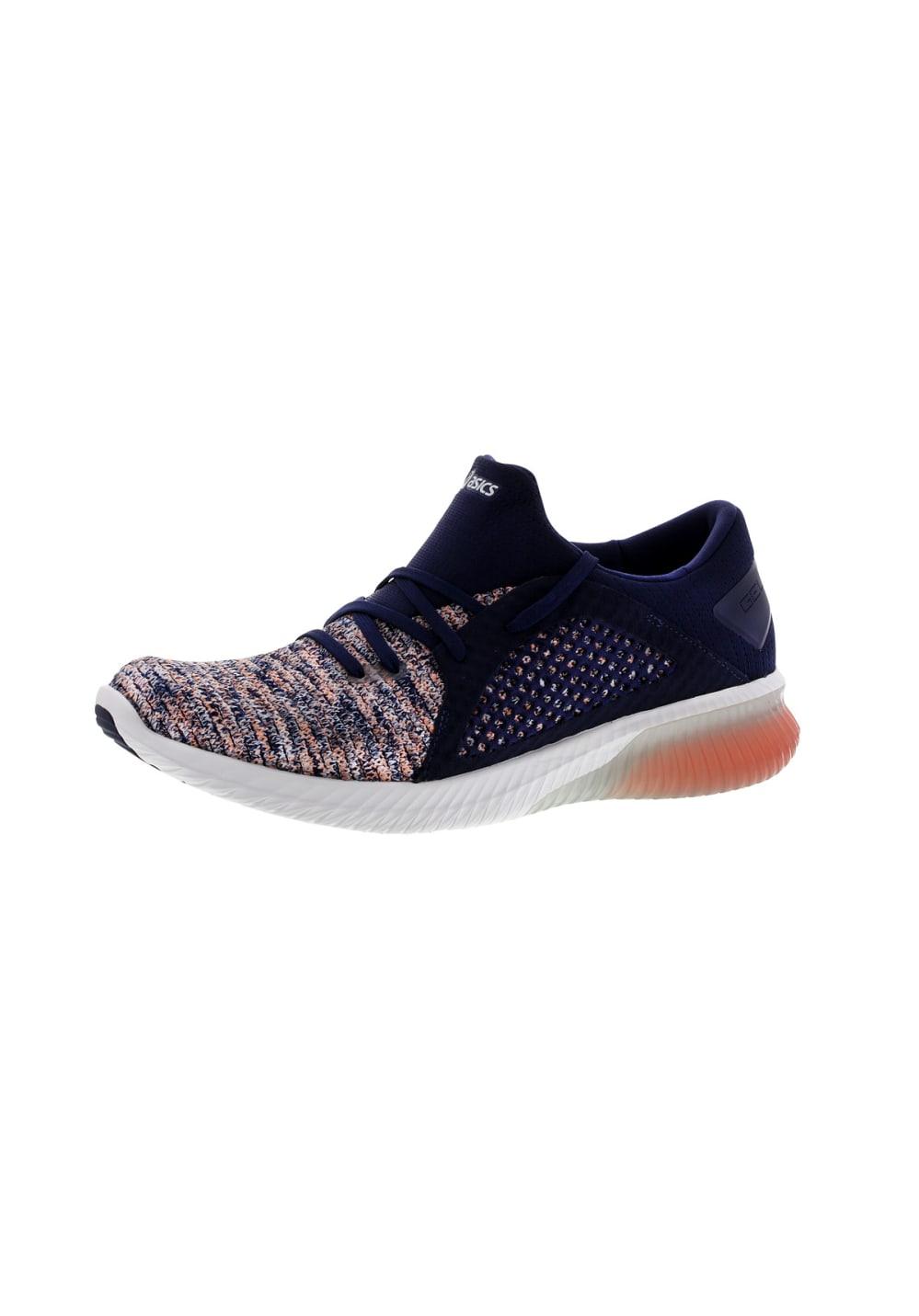 sale retailer 48840 baa76 ASICS GEL-Kenun Knit - Running shoes for Women - Blue