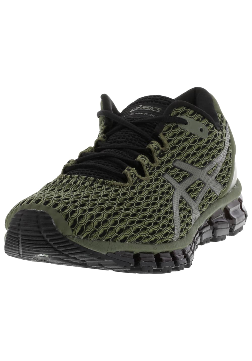 00be1de148924 ASICS GEL-Quantum 360 Shift MX - Running shoes for Men - Green | 21RUN