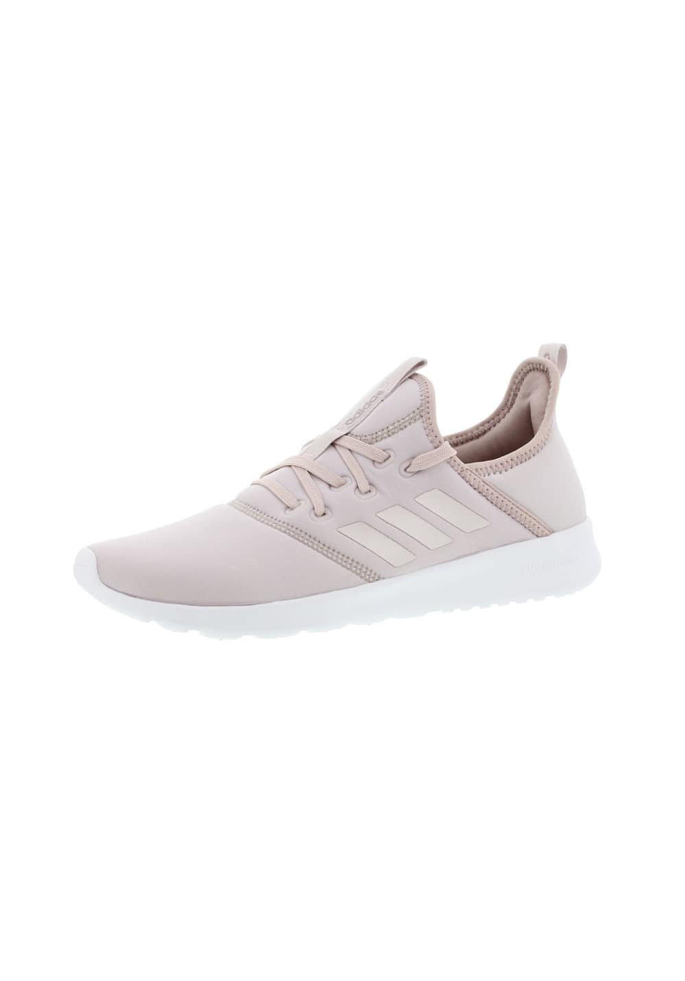 d1dffcf5fd adidas neo Cloudfoam Pure - Zapatillas de running para Mujer - Rosa ...