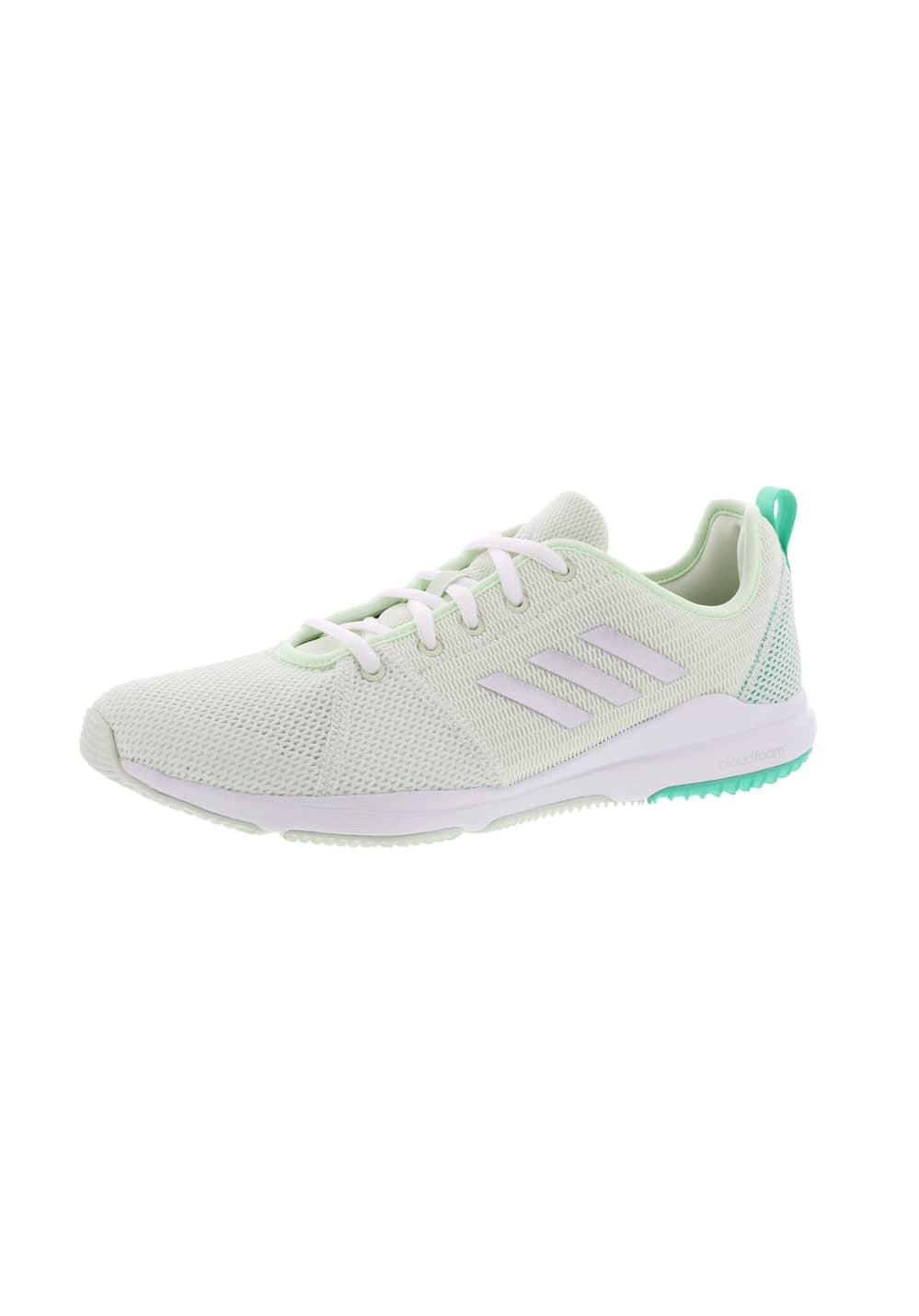 innovative design c8b43 047c3 adidas Arianna Cloudfoam - Fitness shoes for Women - White  21RUN