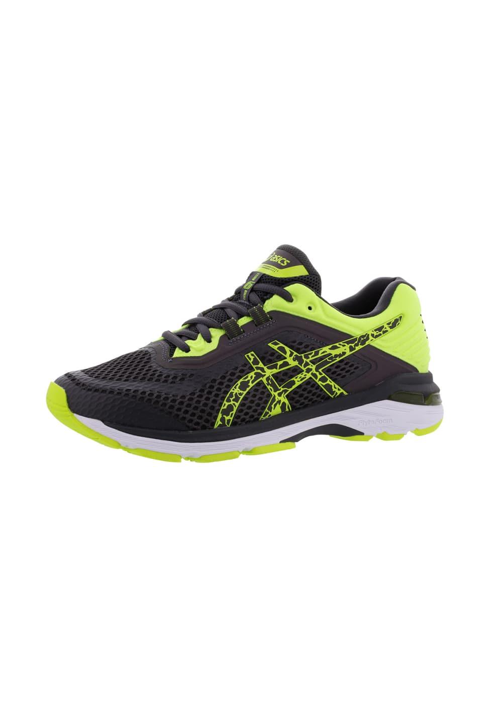 ASICS GT-2000 6 Lite-Show - Running shoes for Men - Black  48811e3f3d
