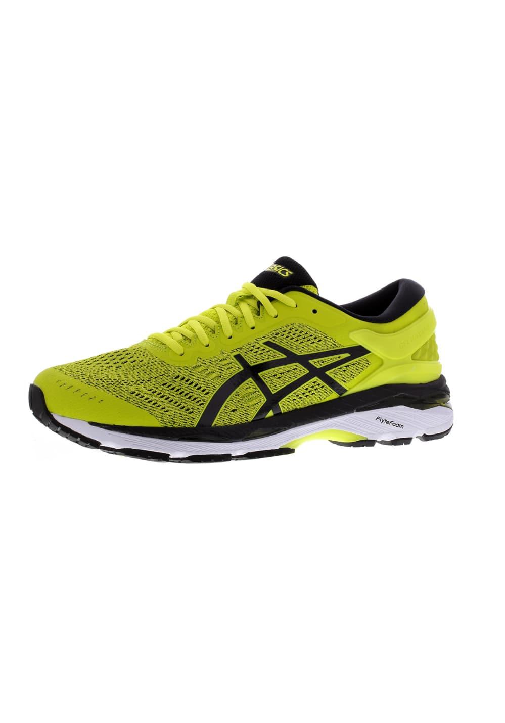 ASICS GEL-Kayano 24 - Laufschuhe für Herren - Gelb