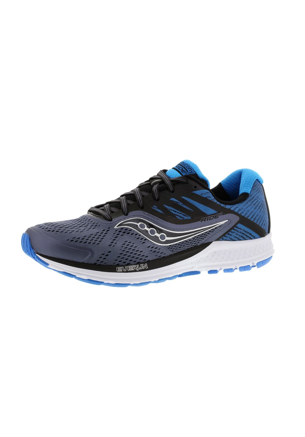 8a5a5d1a Saucony Ride 10 - Running shoes for Men - Grey