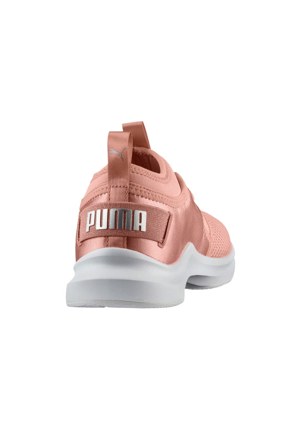 Puma Phenom Low Satin EP Chaussures fitness pour Femme Rose