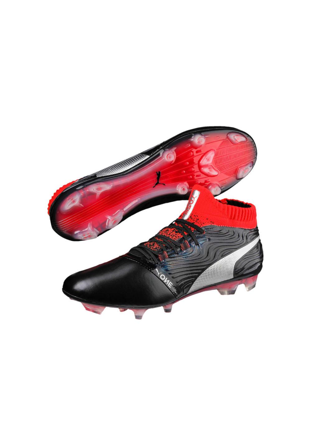 42ccae9287 Puma Puma ONE 18.1 FG - Football Shoes for Men - Black