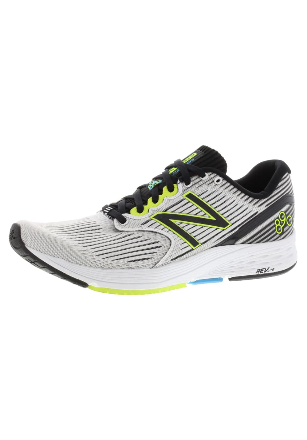 release date: f0ed2 9d9da New Balance Relaunch 890 V6 - Running shoes for Men - White   21RUN