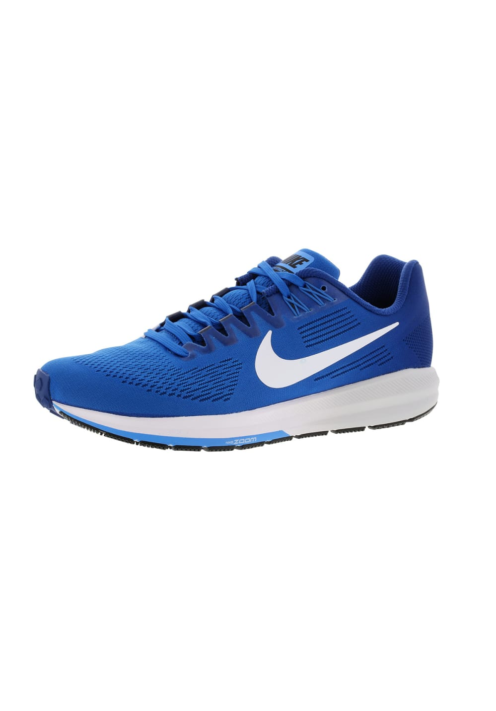 new product b10a9 68c04 Nike Air Zoom Structure 21 - Running shoes for Men - Blue