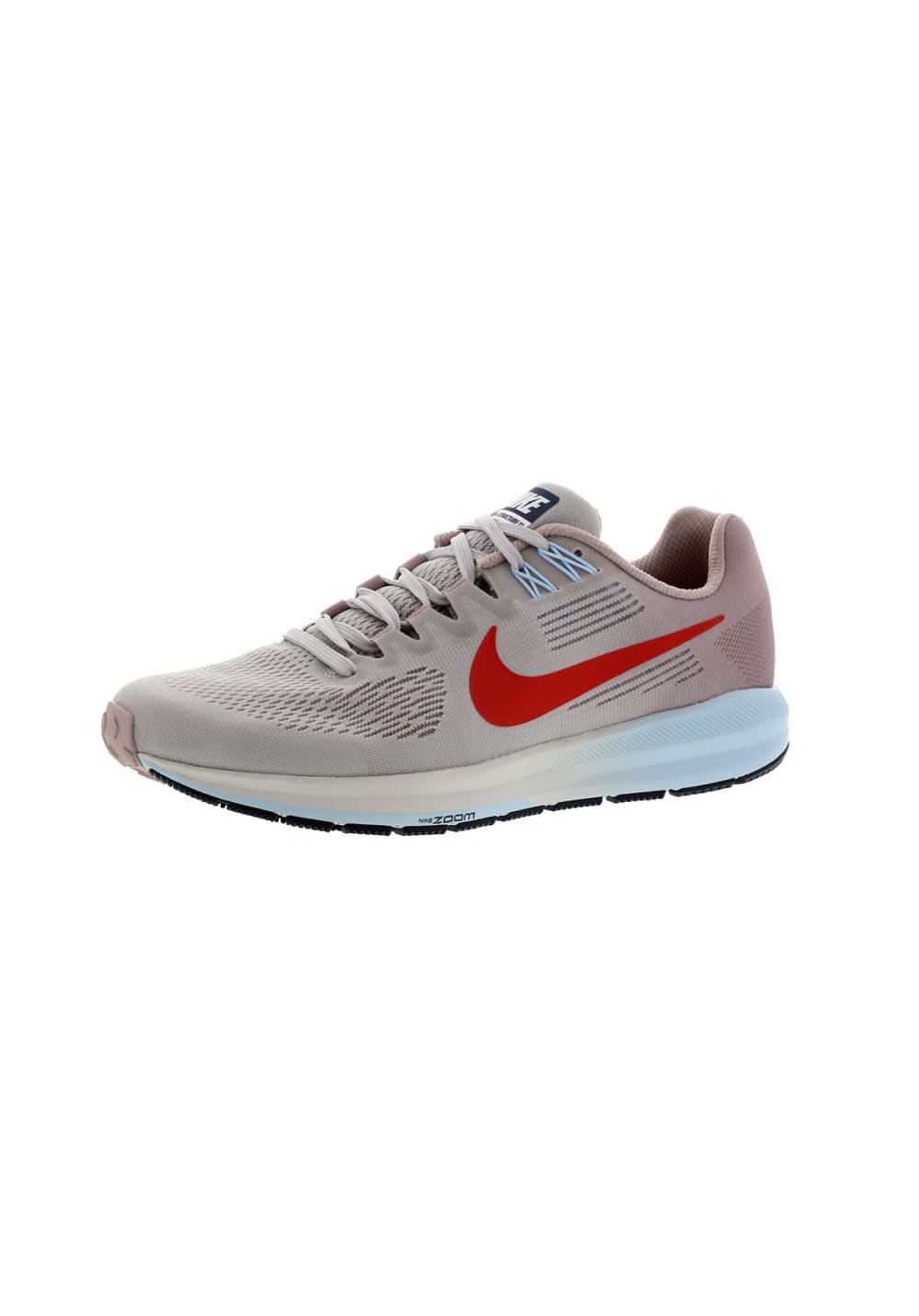 check out 73f31 6d748 Nike Air Zoom Structure 21 - Running shoes for Women - Beige
