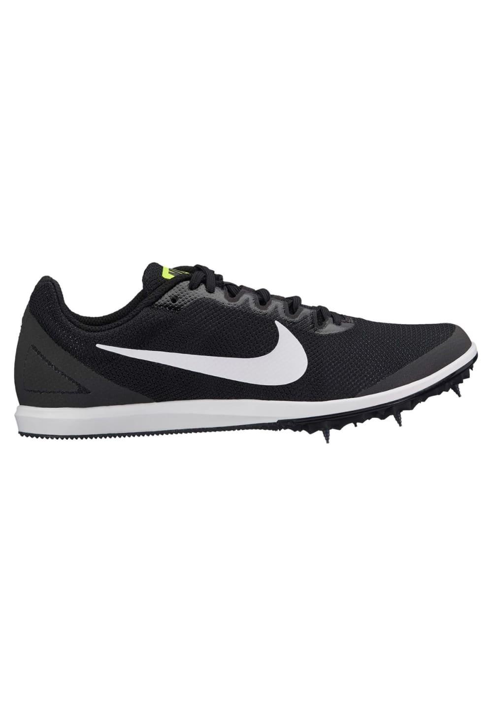 official photos 2727a aa9ab Nike Zoom Rival D 10 Track Spike - Spikes für Damen - Schwar
