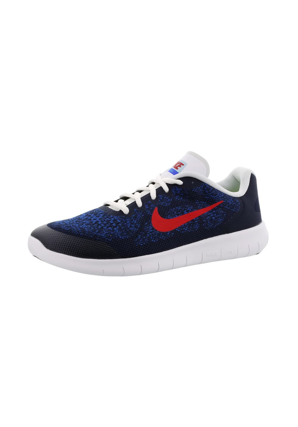 newest collection 750a1 bd7d8 Nike Free RN 2017 (GS) - Laufschuhe - Blau   21RUN