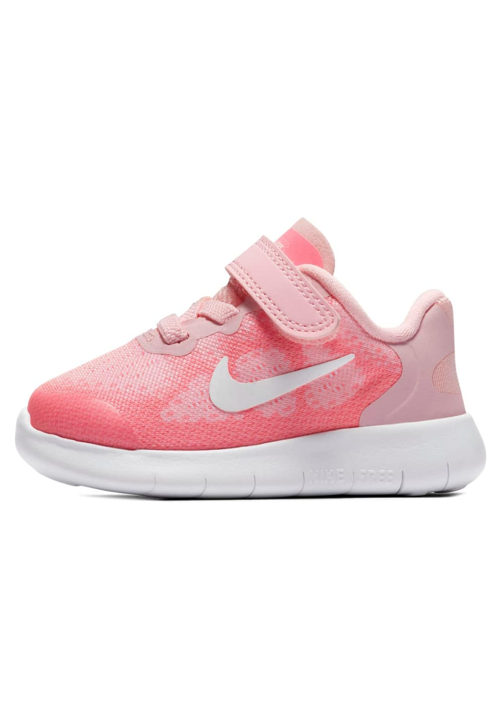 8f6dd837f652b ... Nike Free RN 2017 Toddler Shoe - Running shoes - Pink. Back to  Overview. 1  2. Previous