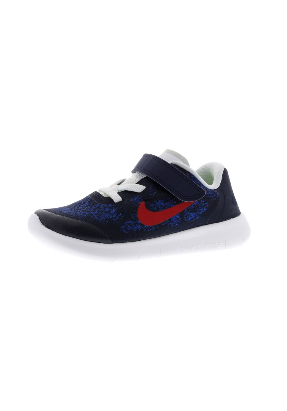 db0c5d503c884 Nike Free RN 2017 Toddler Shoe - Running shoes - Blue