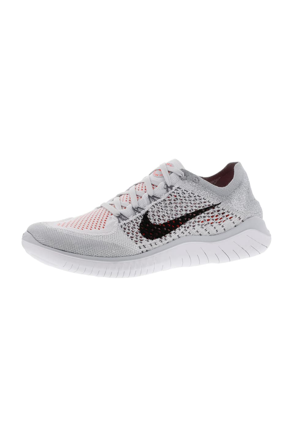 watch d0814 e43c0 Nike FREE RN FLYKNIT 2018 - Running shoes for Men - Grey