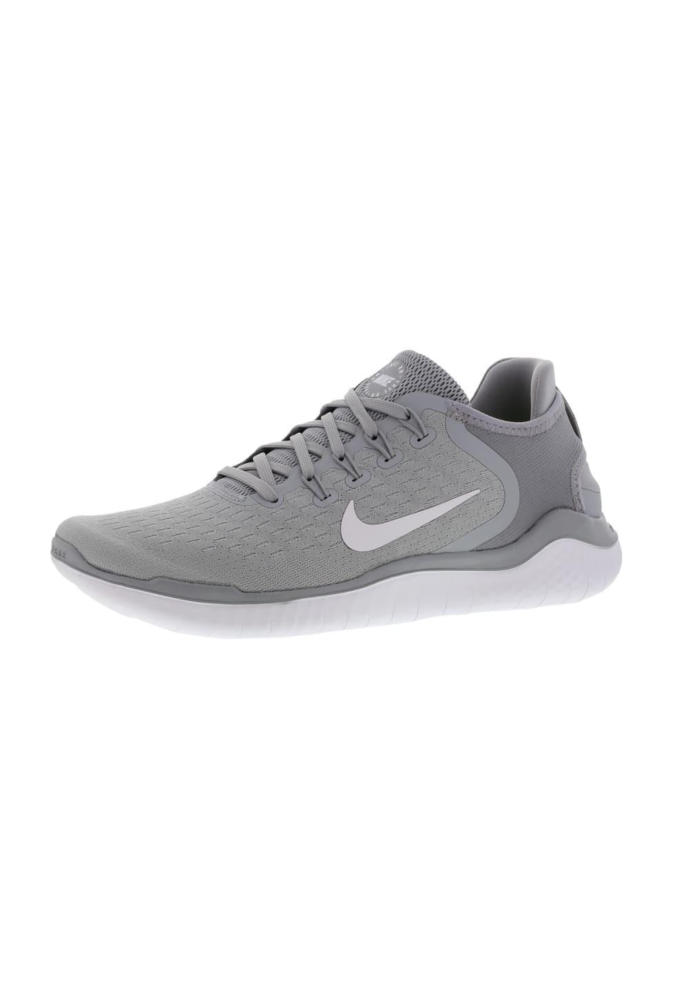 Nike Free RN 2018 - Laufschuhe für Damen - Grau