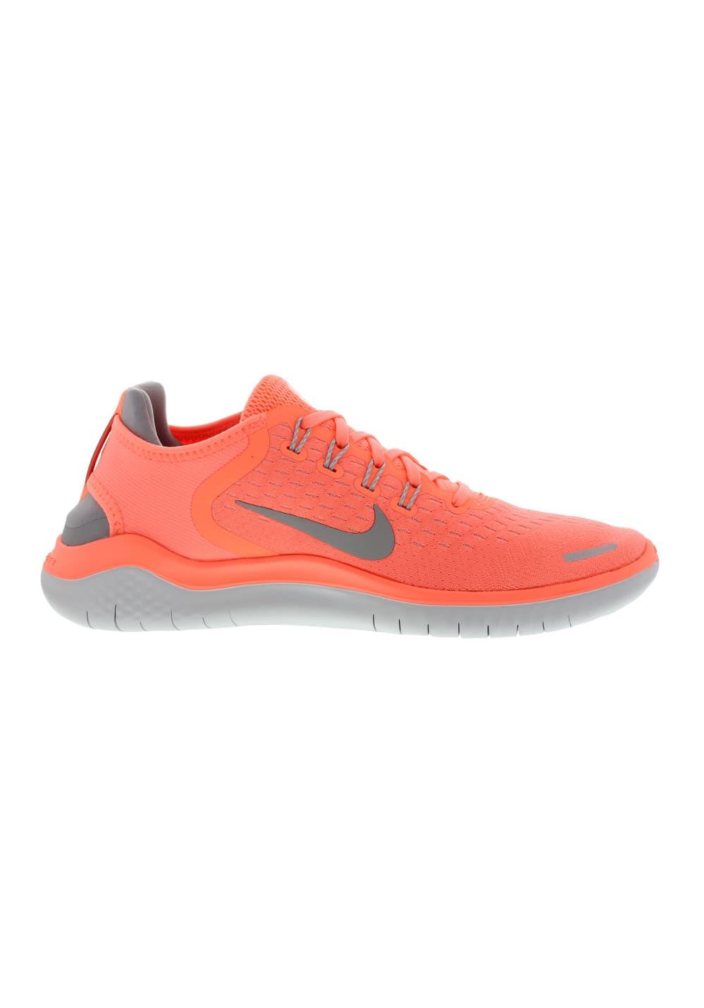 e893f073fb804f Nike Free RN 2018 - Laufschuhe für Damen - Orange