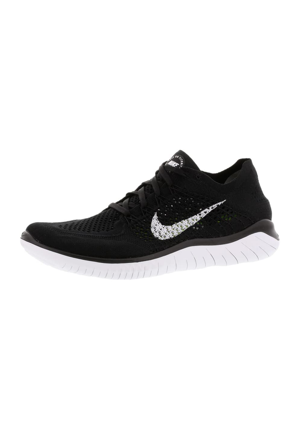 acheter en ligne 46da8 47cf0 Nike Free RN Flyknit 2018 - Running shoes for Men - Black