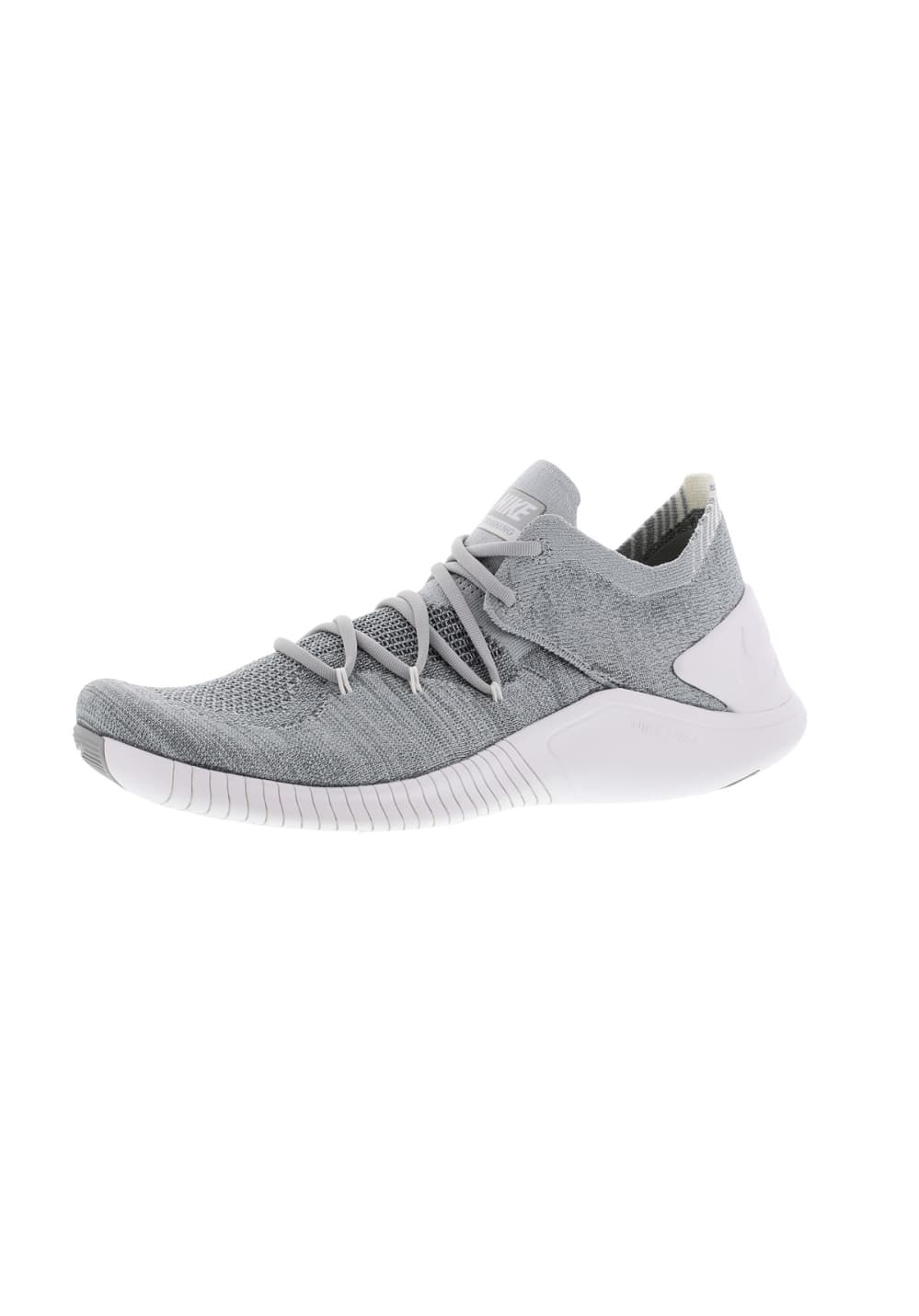 grande vente ab021 e195d Nike Free Trainer Flyknit 3 - Chaussures fitness pour Femme - Gris