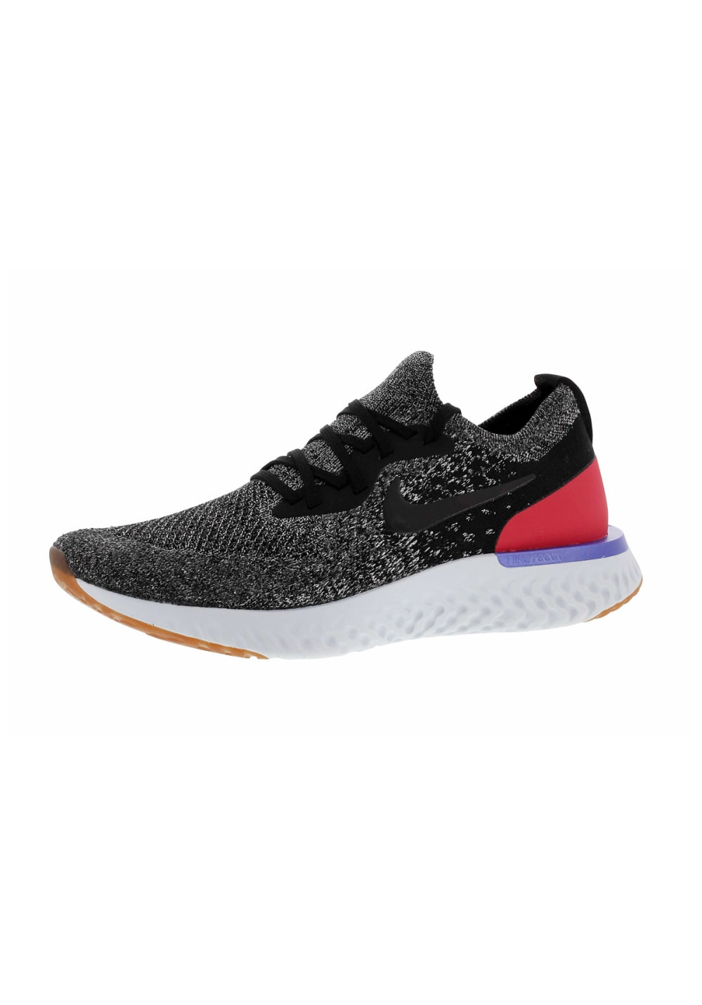 the best attitude 8e85a a308d Nike Epic React Flyknit - Running shoes for Men - Grey