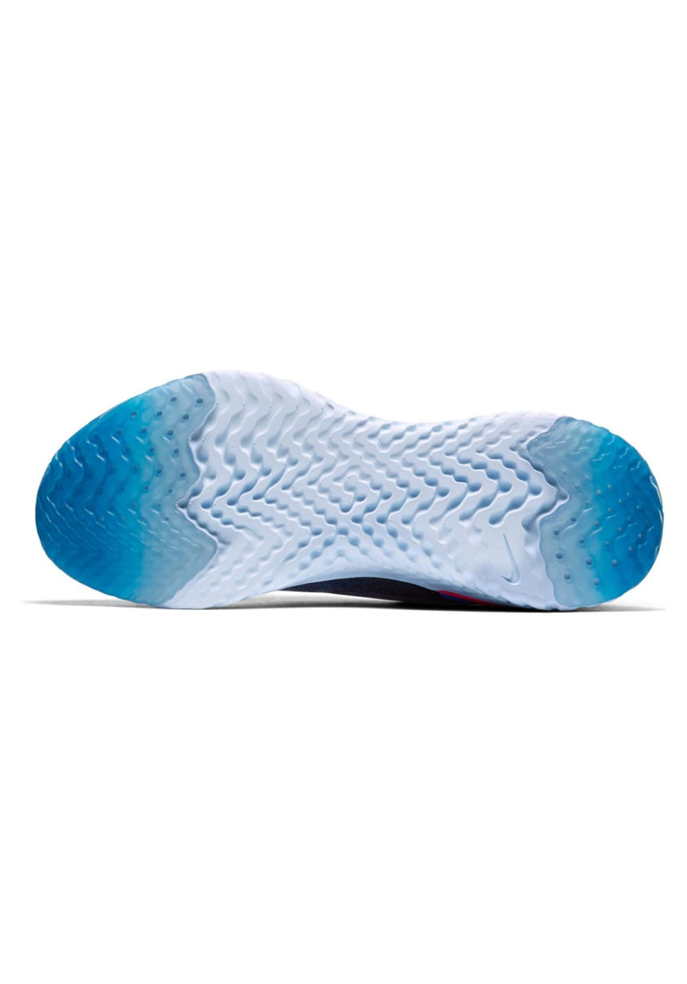 size 40 d777a 70ebd Nike Epic React Flyknit - Running shoes for Women - Blue