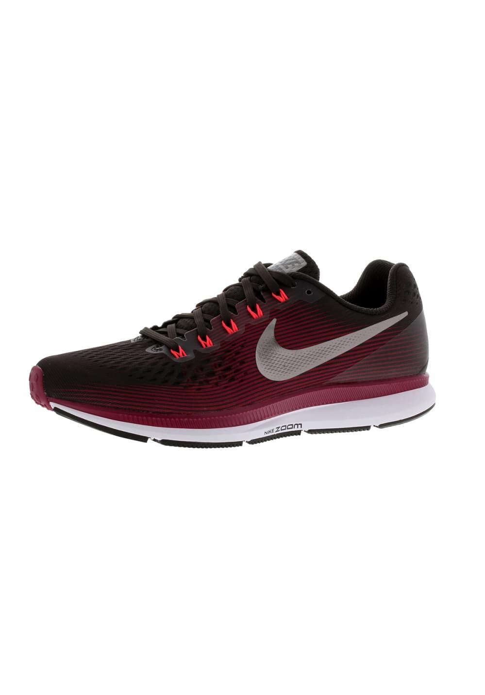 Nike Air Zoom Pegasus 34 (Gem) - Laufschuhe für Damen - Schwarz