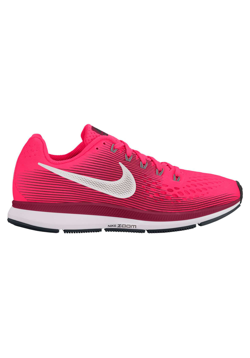 Nike Air Zoom Pegasus 34 - Laufschuhe für Damen - Pink
